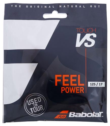 Babolat Touch VS Natural Gut 17 1.25mm Set
