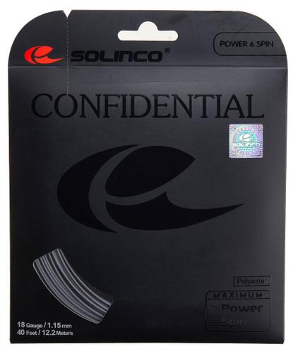 Solinco Confidential 18 1.15mm Set