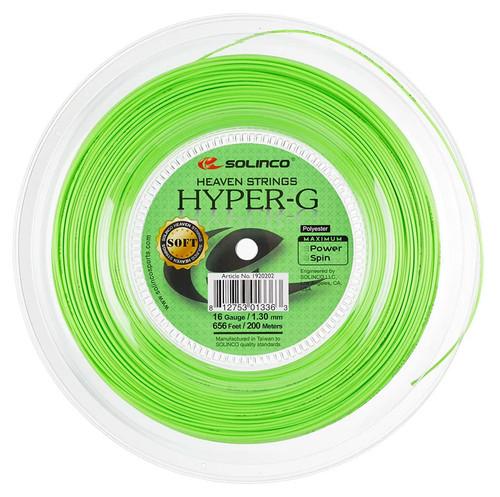 Solinco Hyper-G Soft 16 1.30mm 200M Reel