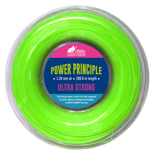 Weiss Cannon Power Principle 17 1.20mm 200M Reel