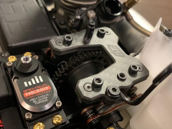 Tekno NB48 2.0 Carbon Center Top Plate