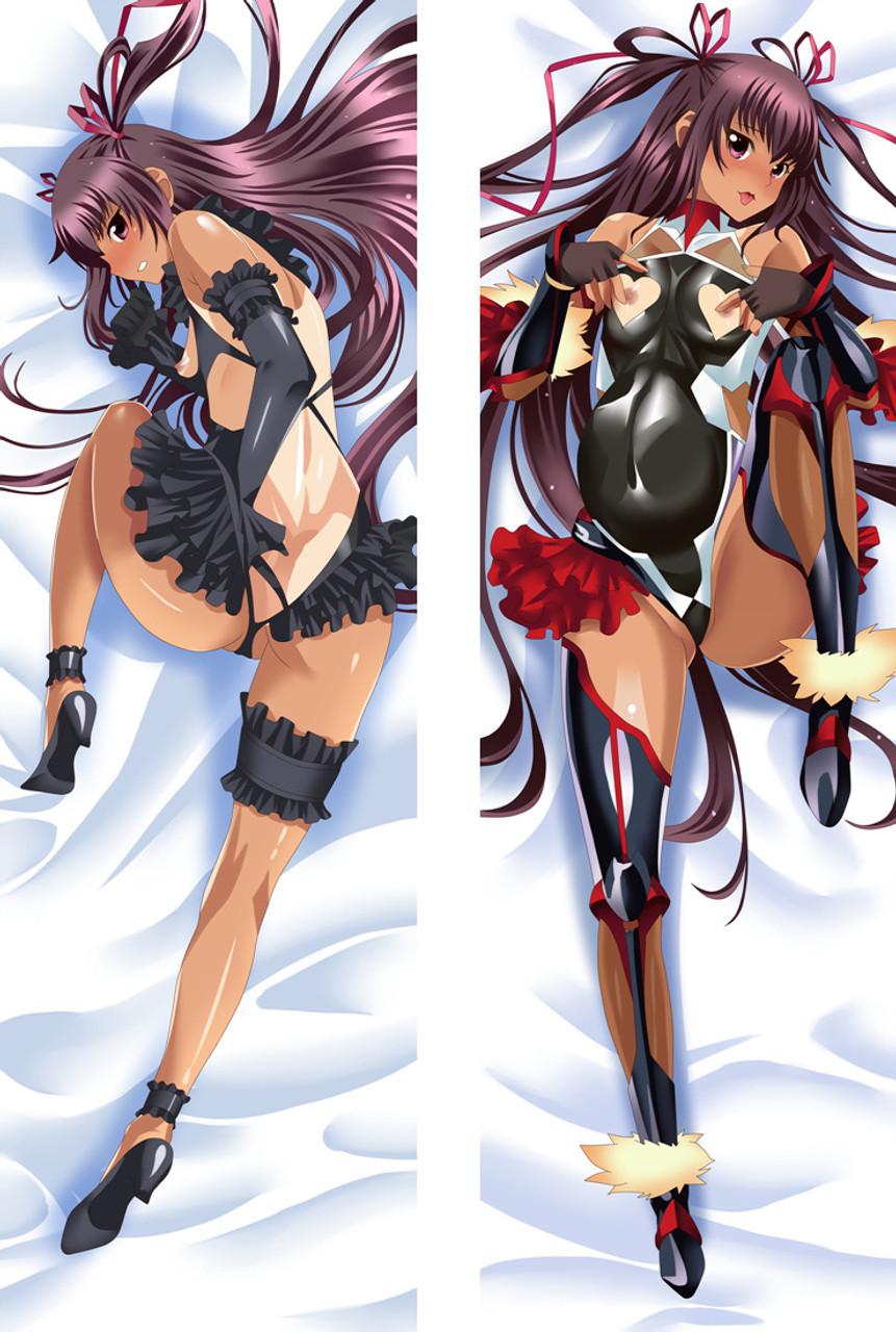 26 99 Buy Taimanin Asagi Mizuki Yukikaze Anime Dakimakura Pillow Case Images, Photos, Reviews