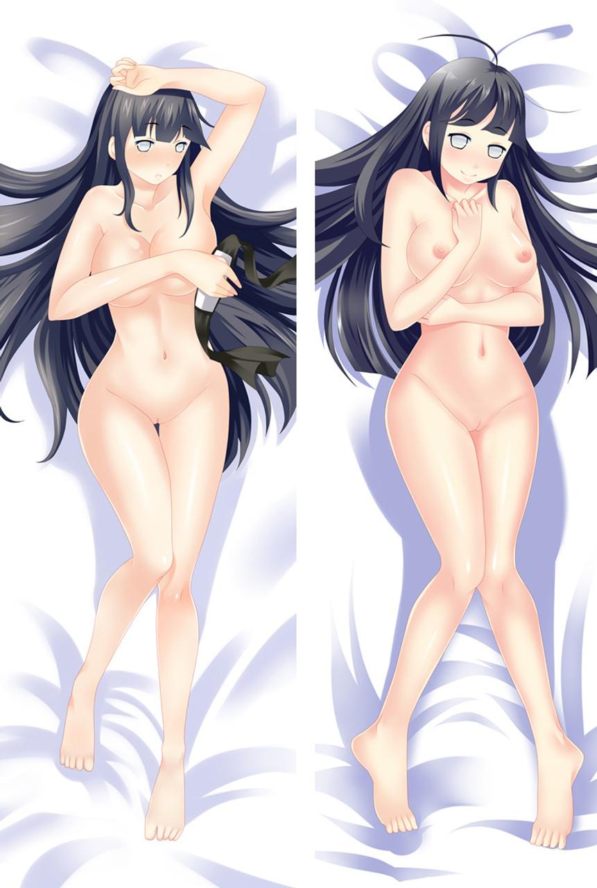 G Queen Yuri Hyuga naruto hinata hyuga anime dakimakura pillow case-1
