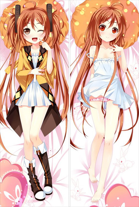 Black Bullet - Enju Aihara ANIME DAKIMAKURA JAPANESE PILLOW COVER