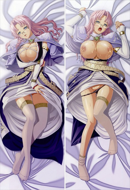 SM838-2   Kyonyuu Fantasy Gaiden-  Emeralia  ANIME DAKIMAKURA JAPANESE PILLOW COVER