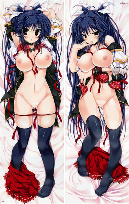 SM976  Ore no Kanojo no Uraomote-Akeno Uesugi  ANIME DAKIMAKURA JAPANESE PILLOW COVER