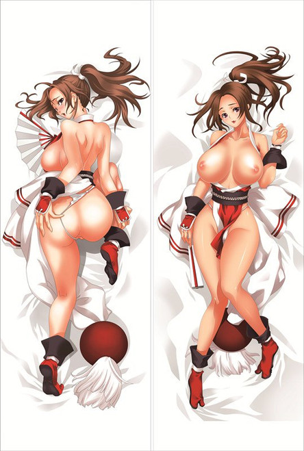 SM320 THE KING OF FIGHTERS - Mai Shiranui ANIME DAKIMAKURA JAPANESE PILLOW COVER