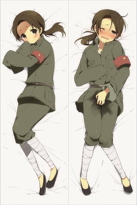 Axis powers - NINI Anime Dakimakura Japanese Pillow Cover