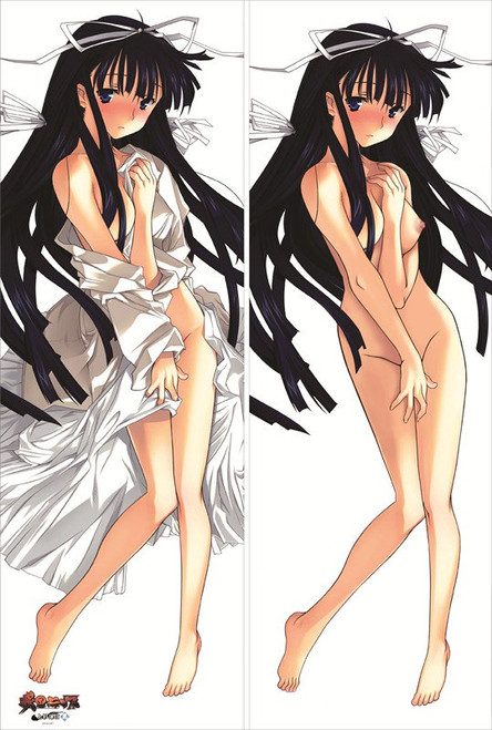 Nobunaga no yaho - Kenshin Anime Dakimakura Japanese Pillow Cover