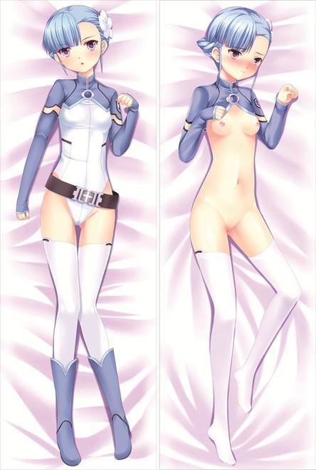 The Flower of Rin-ne - Laffinty Fin E Ld Si Anime Dakimakura Japanese Pillow Cover