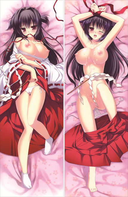 Mikeou Anime Dakimakura Japanese Pillow Cover    -2