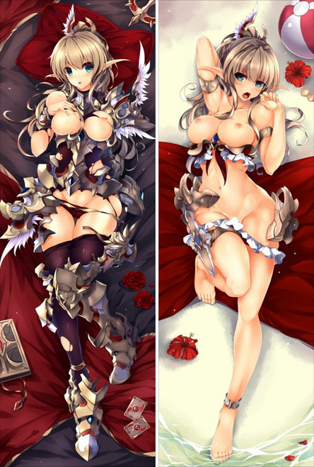 Windforcelan Anime Dakimakura Japanese Pillow Cover