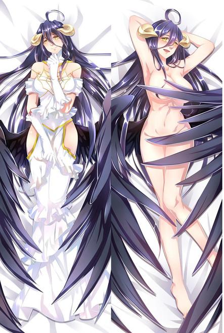 Overlord - Albedo Anime Dakimakura Japanese Pillow Cover
