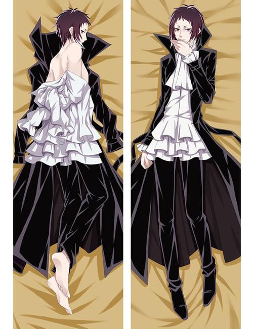 Bungo Stray Dogs - Ryunosuke Akutagawa Anime Dakimakura Pillow Cover