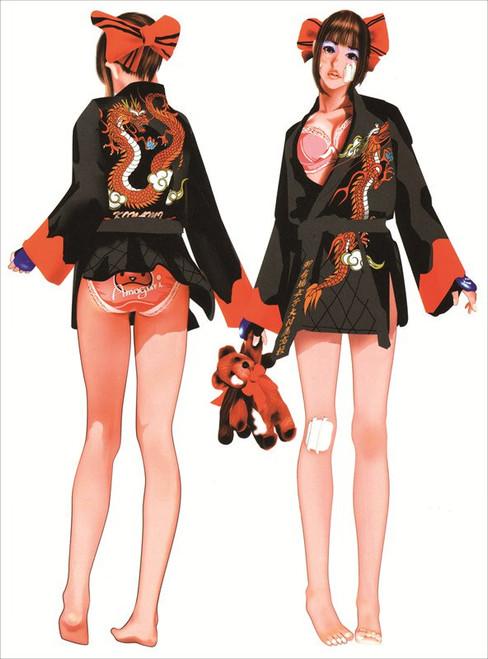 Rumble Roses  - Makoto Aihara Pillow Cover