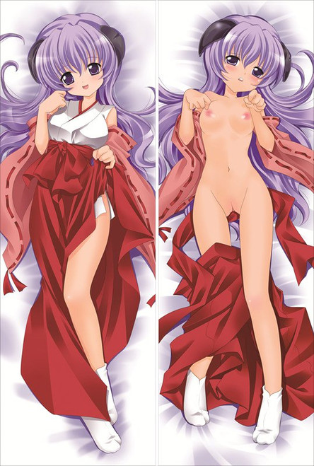 When They Cry - Rika Furude Pillow Cover   -2
