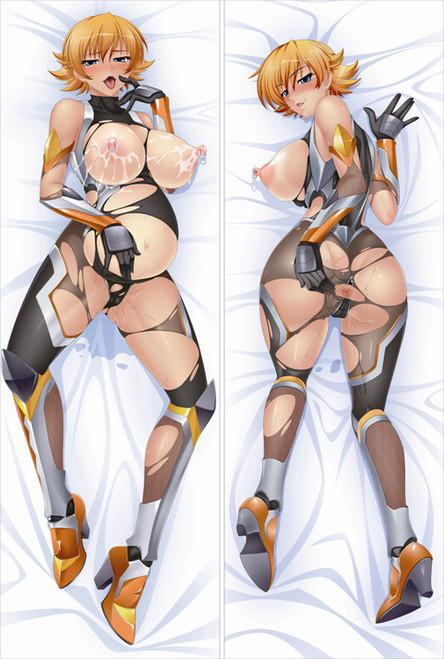 Anti-Demon Ninja Asagi - Sakura Igawa Pillow Cover   -2