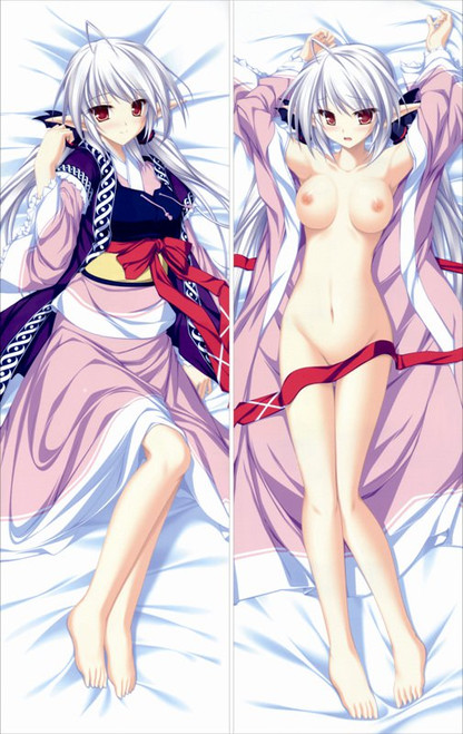 Suzukaze no Melt -Where wishes are drawn to each ot - Suzuher- Pillow Cover   -5