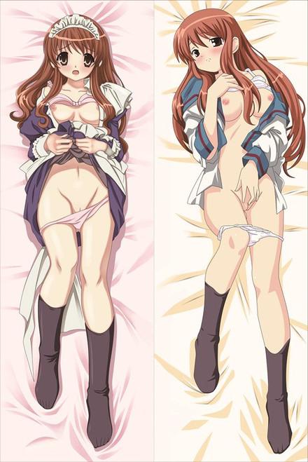 Haruhi Suzumiya Pillow Cover   -15