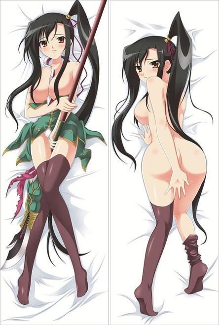 koihime musou - Kan'u Unchou (Aisha) Pillow Cover   -2