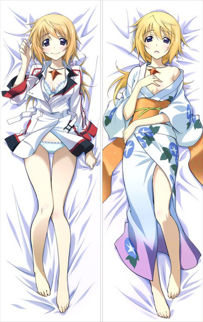 Infinite Stratos - Charlotte Dunois Pillow Cover   -21