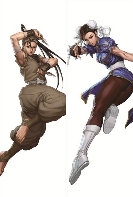 Street Fighter - Chun-Li Pillow Cover   -1