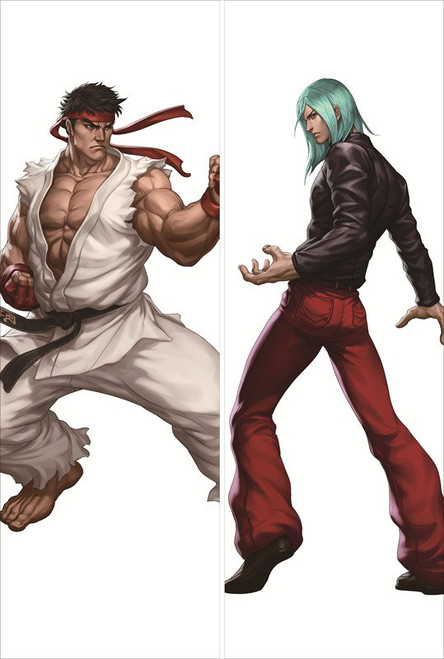 Street Fighter Pillow Cover   -2