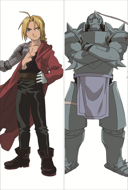 Fullmetal Alchemist - Edward Elric Anime Dakimakura Pillow Cover   -1
