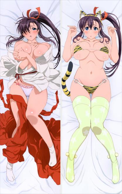Maken-Ki! - Haruko Amaya Anime Dakimakura Pillow Cover   -2
