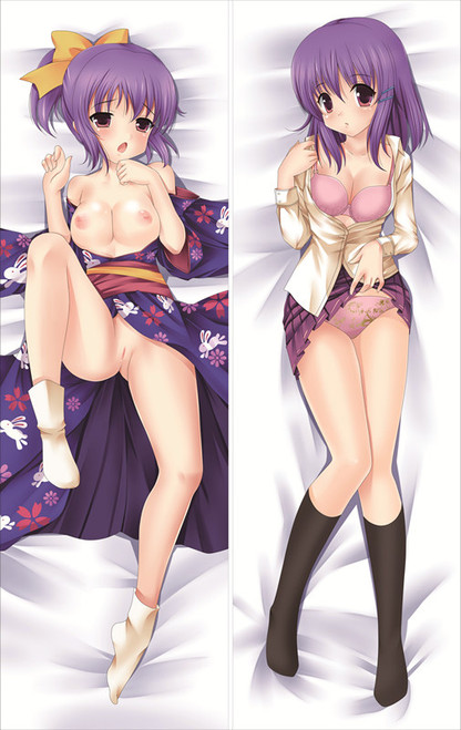 MM! - Yuno Arashiko Anime Dakimakura Pillow Cover