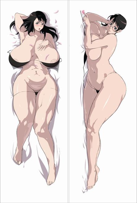 Queen's Blade - Cattleya Anime Dakimakura Pillow Cover