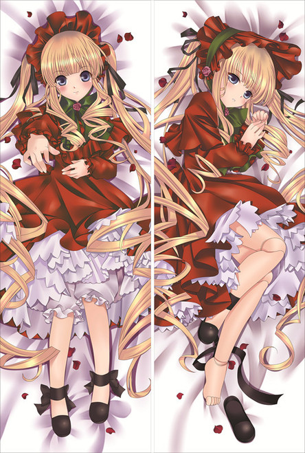 Rozen Maiden - Shinku Anime Dakimakura Pillow Cover