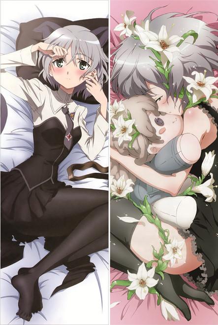 Strike Girl  Anime Dakimakura Pillow Cover   -1