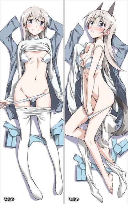 Strike Girl  Anime Dakimakura Pillow Cover   -18