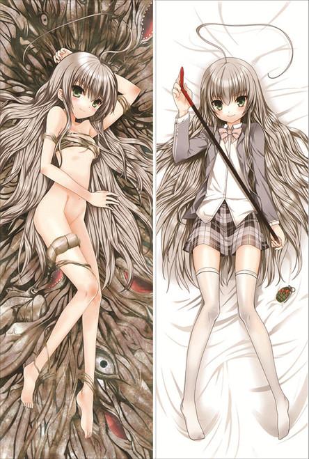 Nyaruko Crawling with Love - Nyarlathotep Anime Dakimakura Pillow Cover   -2