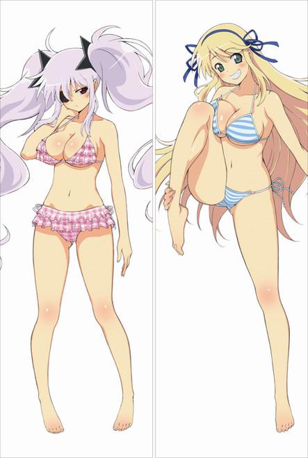 Senran Kagura - Yagyuu Anime Dakimakura Pillow Cover