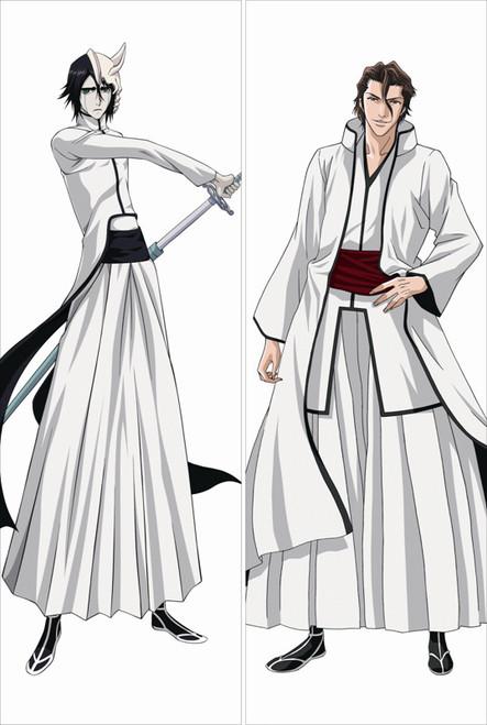 Bleach - mUlquiorra Schiffer Anime Dakimakura Pillow Cover