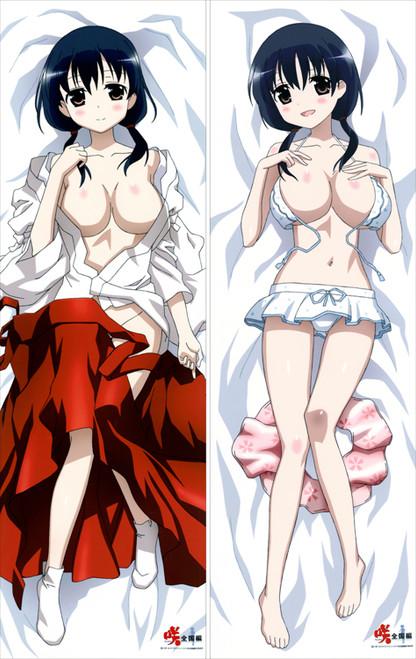 Saki - Ayumu Sugino Anime Dakimakura Pillow Cover