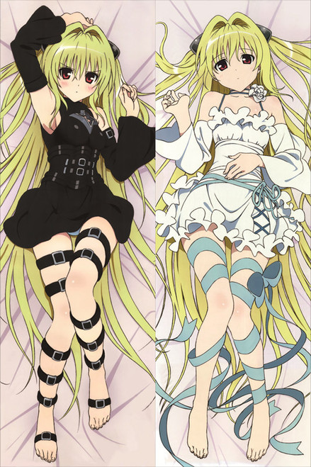 To Love-Ru - Konjiki no Yami Anime Dakimakura Pillow Cover