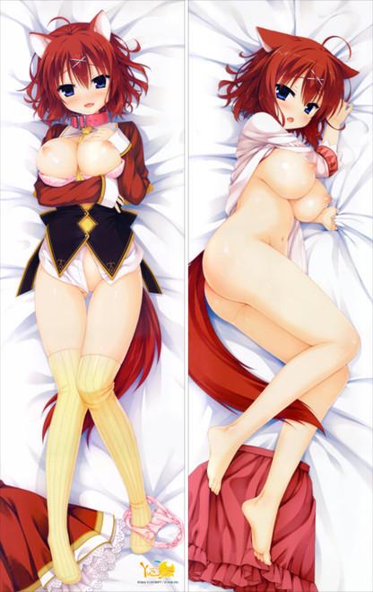 Amairo Islenauts - Masaki Gaillard Anime Dakimakura Pillow Cover   -1