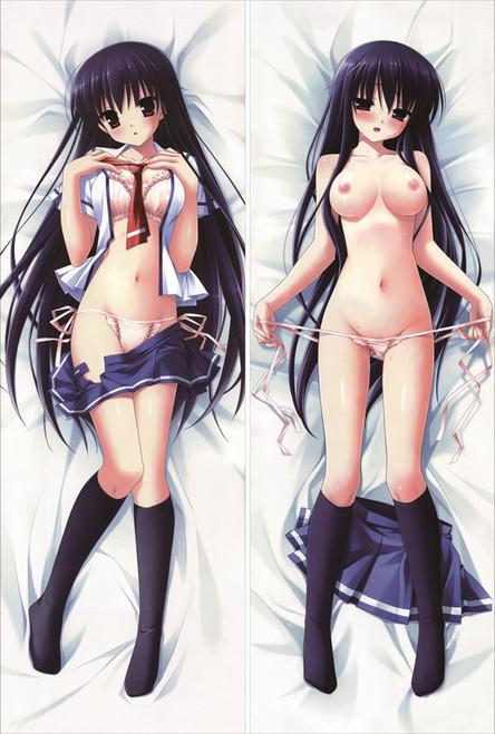 Rain of Summer - Rikako Segawa Anime Dakimakura Pillow Cover