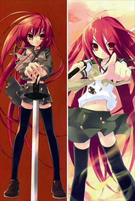 Shakugan no Shana - Flame Haze Shana Anime Dakimakura Pillow Cover   -5