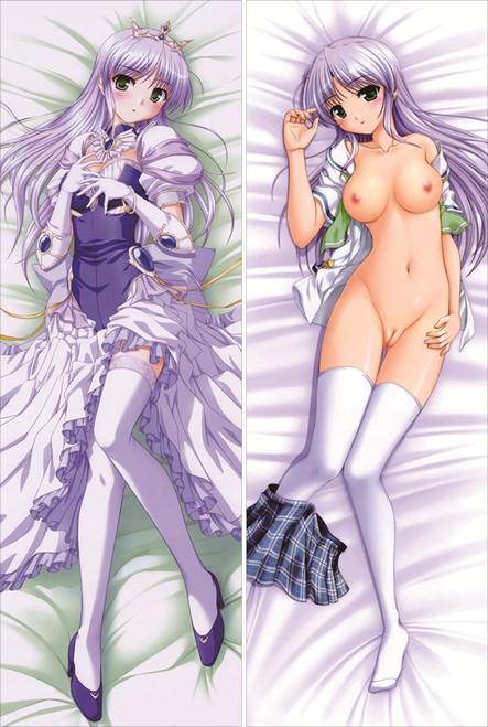 Brighter Than Dawning Blue - Feena Fam Earthlight Anime Dakimakura Pillow Cover   -5