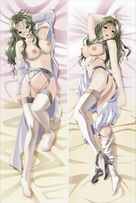 Yakin Byoutou - Jinguuji Narumi Anime Dakimakura Pillow Cover