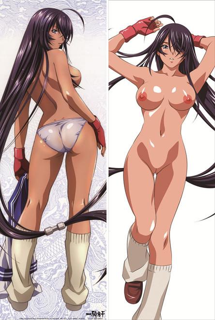 Battle Vixens - Kanu Unchou Anime Dakimakura Pillow Cover   -11