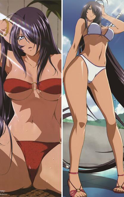Battle Vixens - Kanu Unchou Anime Dakimakura Pillow Cover   -14