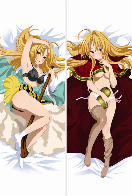 The Ambition of Oda Nobuna - Nobuna Oda Anime Dakimakura Pillow Cover
