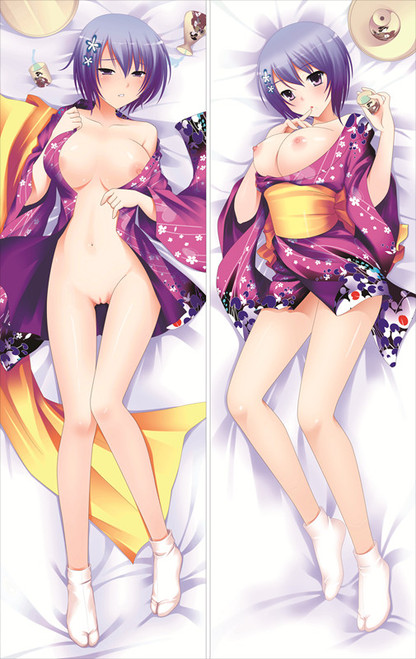 The World God Only Knows - Haqua du Lot Herminium Anime Dakimakura Pillow Cover   -2