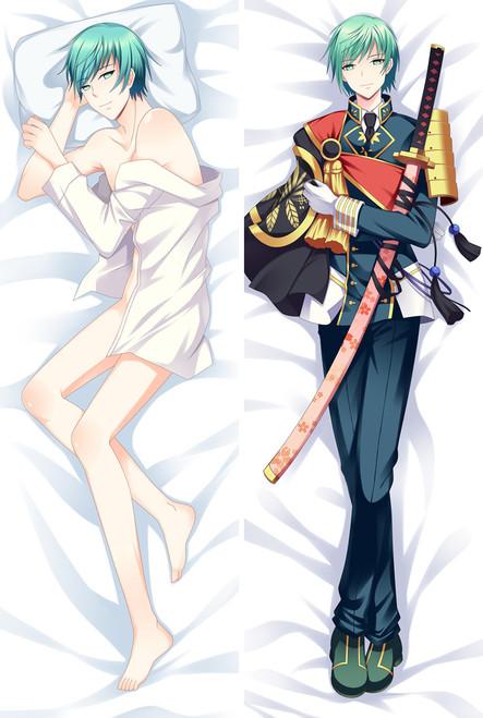 Touken Ranbu - Ichigo Hitofuri Anime Dakimakura Pillow Cover