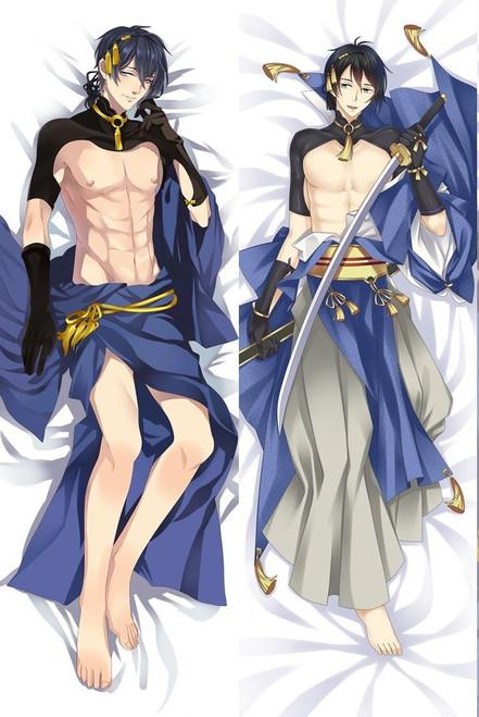 Touken Ranbu - Mikazuki Munechika Anime Dakimakura Pillow Cover